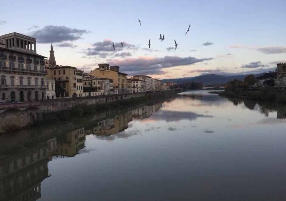 Florencia sin filtros.