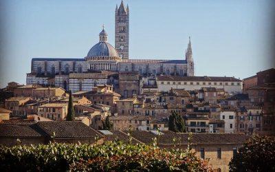La belleza de #Siena
