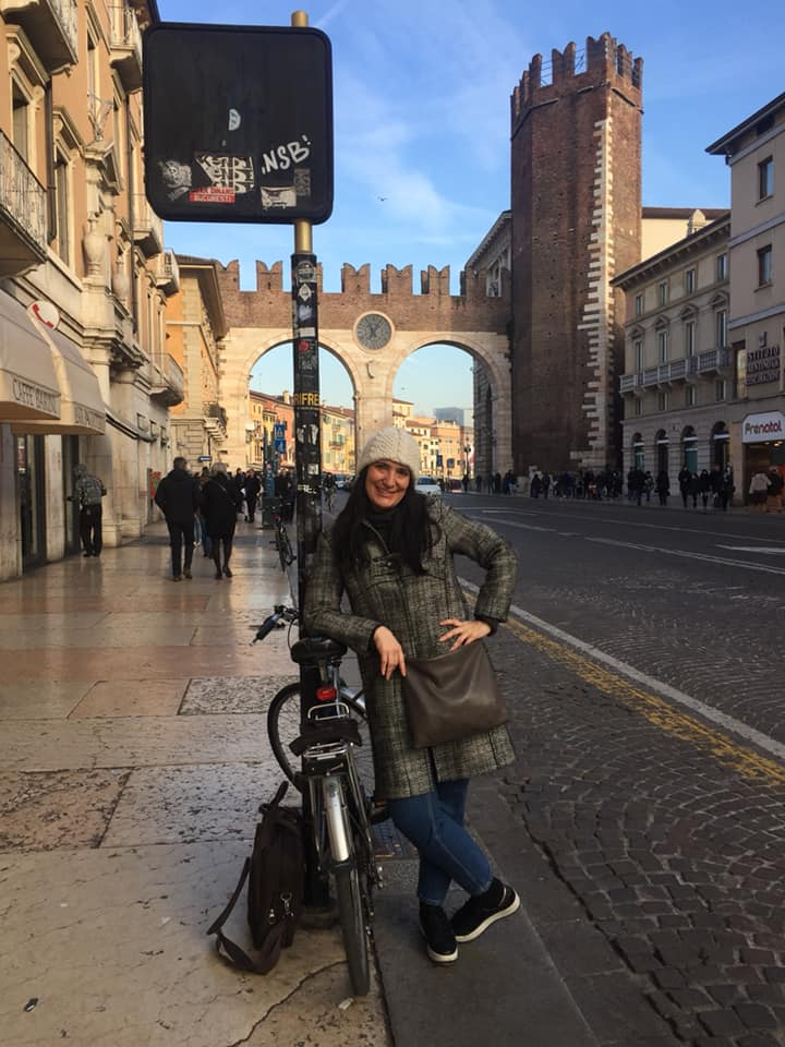 Visitando #Verona